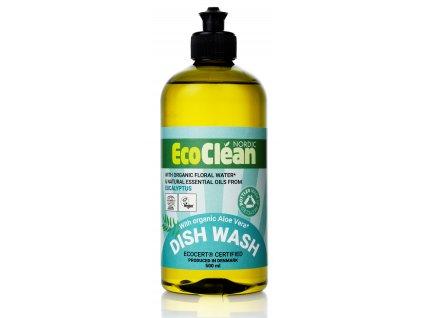 Eco Clean nádobí eukalyptus