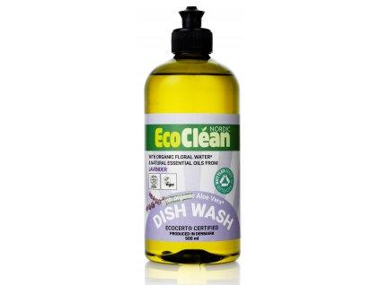 Eco Clean nádobí levvandule