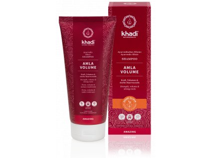 Khadi elixír šampón AMLA OBJEM