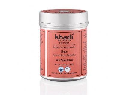 75 Khadi maska RŮŽE web