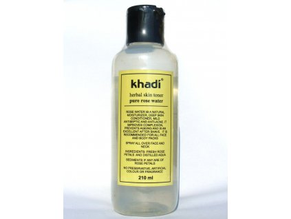 Khadi Růžová voda