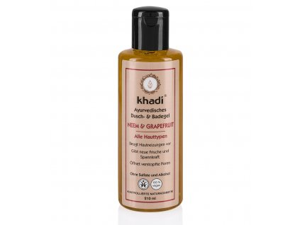 83 Khadi sprch. gel NEEM & GRAPEFRUIT web