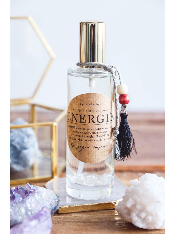 Krystalová mlha Energie