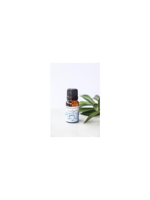 Esenciální olej Eucalyptus