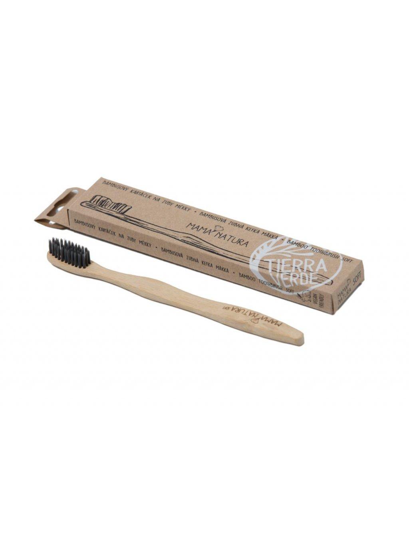 Bambusový kartáček na zuby měkký