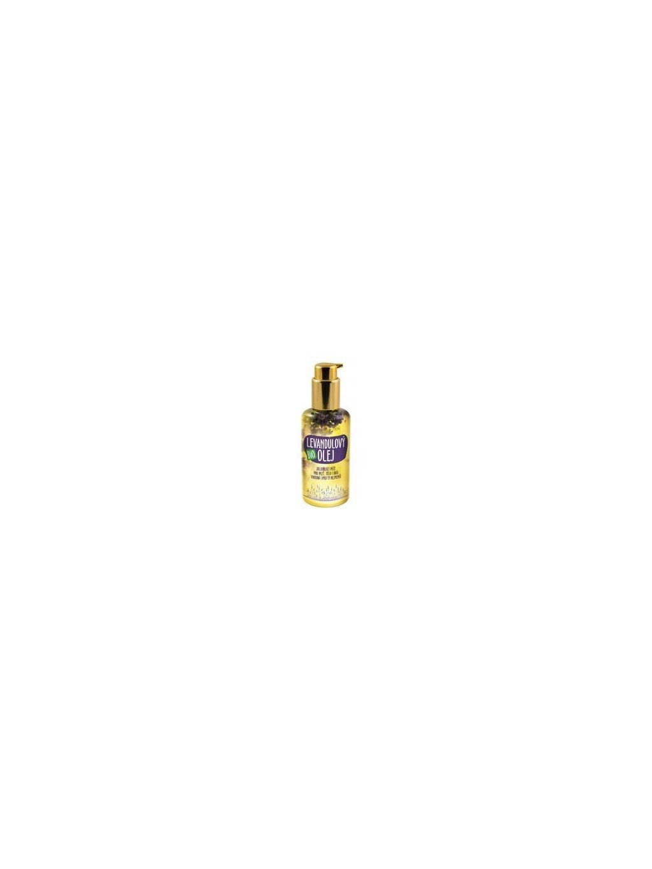 Bio Levandulový olej 100 ml
