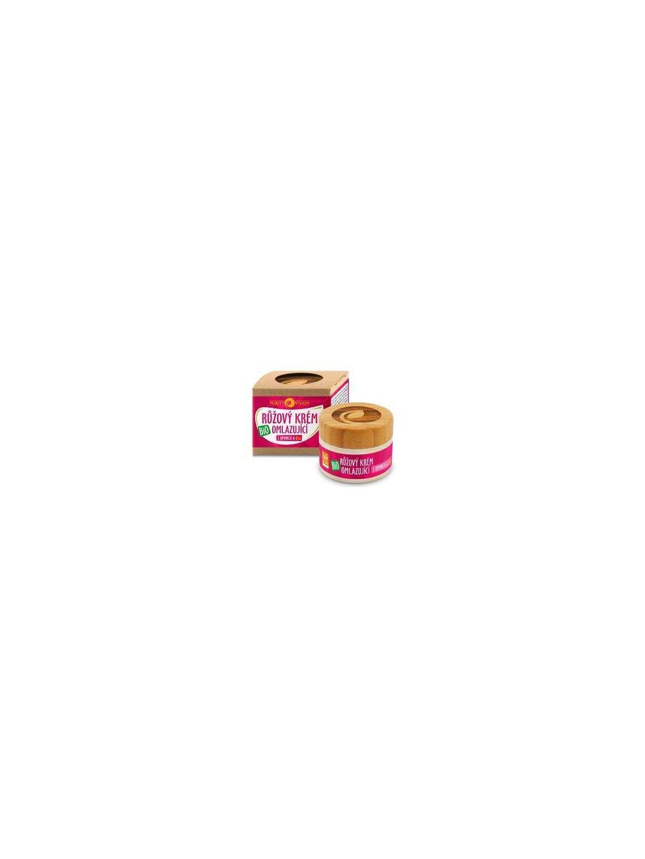 Bio Růžový krém omlazující 40 ml