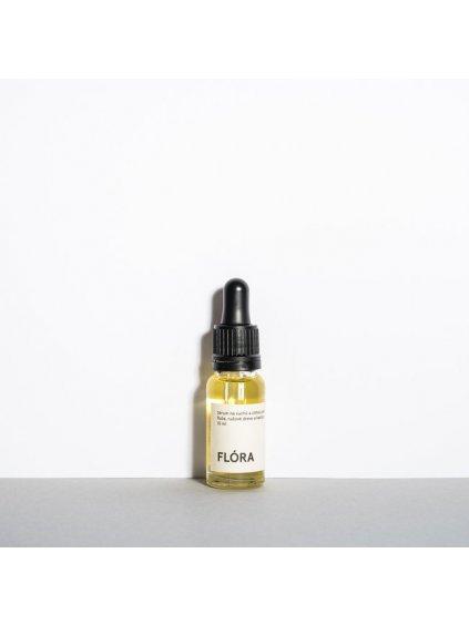 Flóra olej na suchou a citlivou pleť