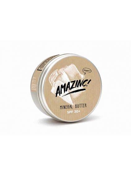 Amazinc Minerální máslo SPF 30