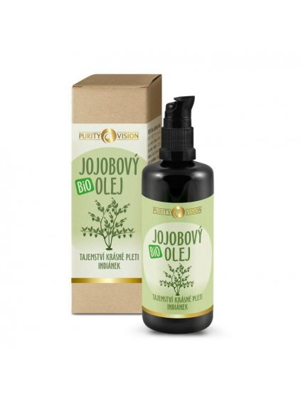 Bio Jojobový olej 50 ml