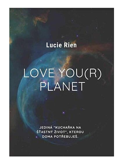 Love You(r) Planet - kniha