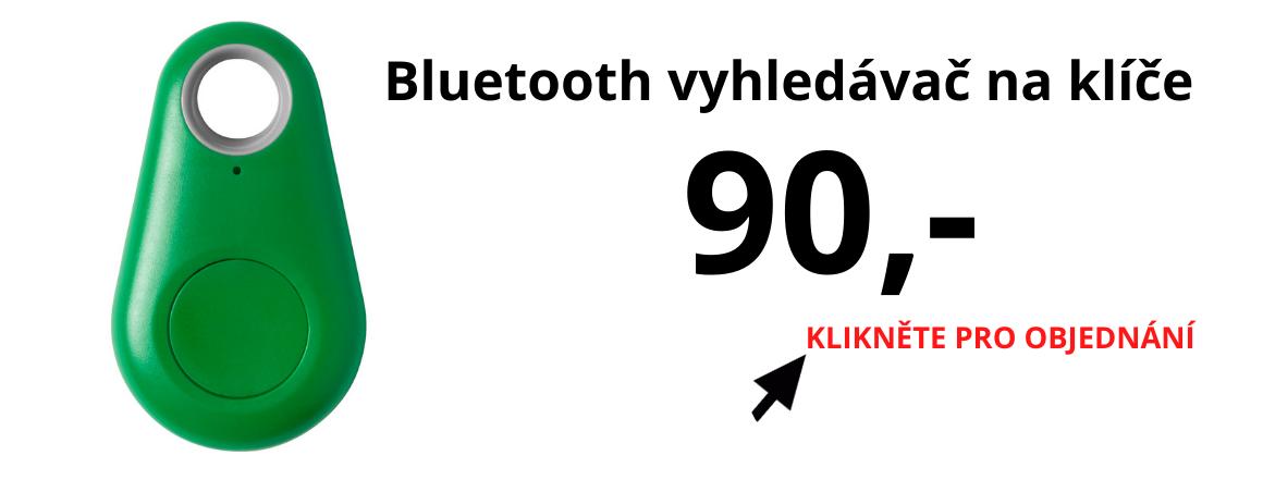 bluetooth vyhledávač na klíče