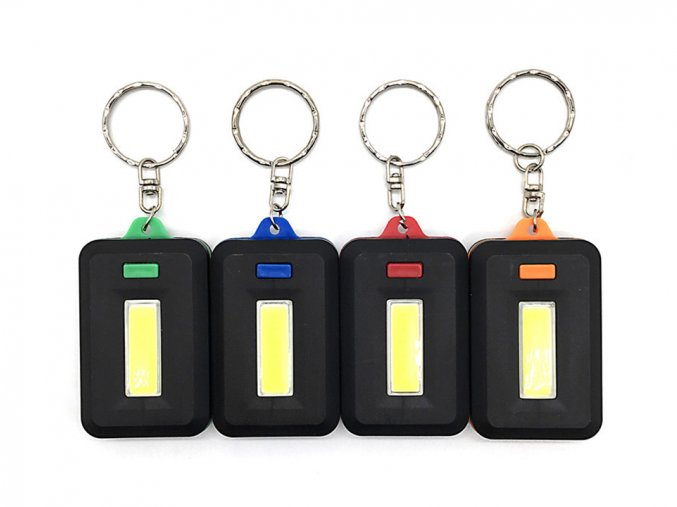 Svítilna obdelník LED 3xAAA