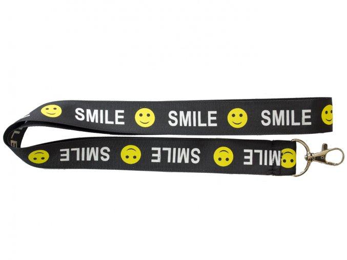 smile černý