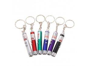 mini laser pointer 2 em 1 com led lanterna brincar pet gato D NQ NP 508125 MLB25389074232 022017 F