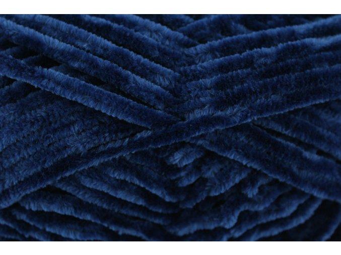 VELVET 90021 tmavě modrá