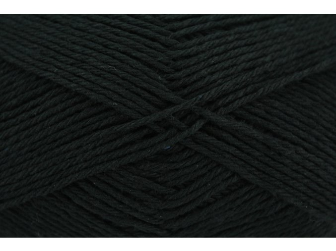 ECO-COTTON 761 černá