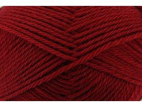 DREAM 6411 tmavě červená