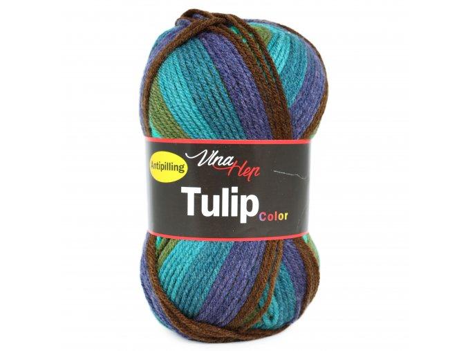 Tulip color - 100% antipilling akryl