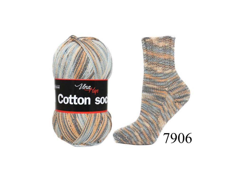Cotton socks - ponožková