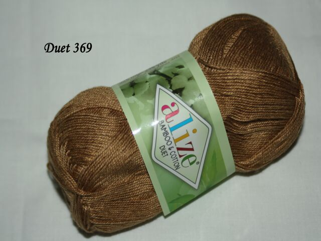 Duet - bambus+bavlna