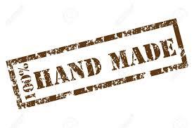Hand made štítky