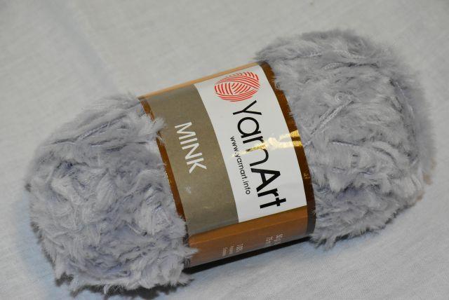 Mink - kožešinová