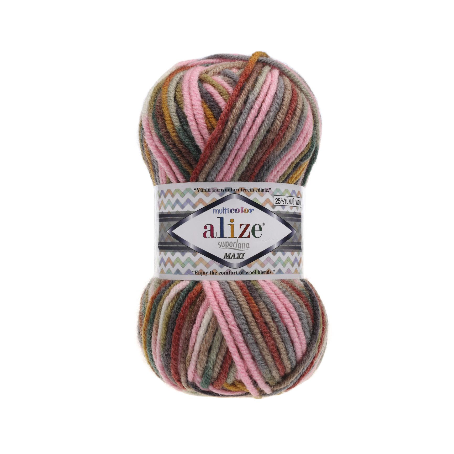 Superlana maxi multicolor