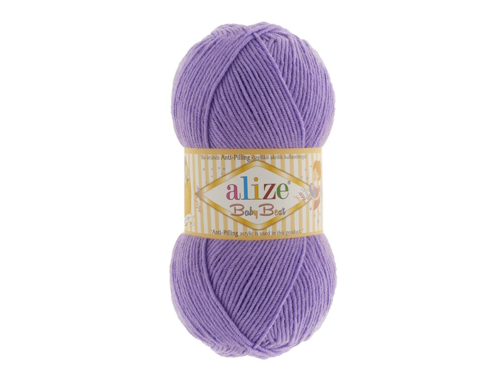 BABY BEST 349 Lilac