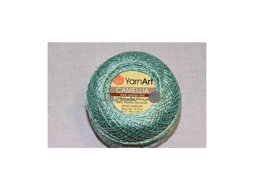 Camellia 427 aqua