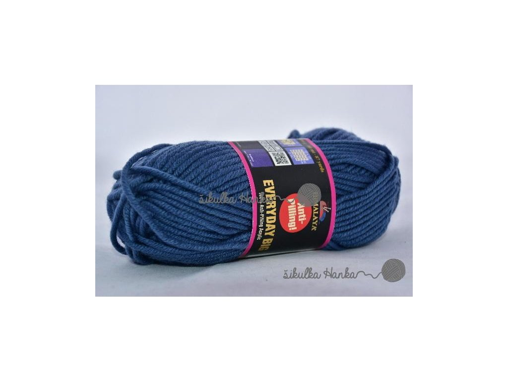 Everyday big 70822  kobaltová modrá