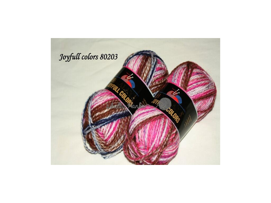 Joyfull colors 80203