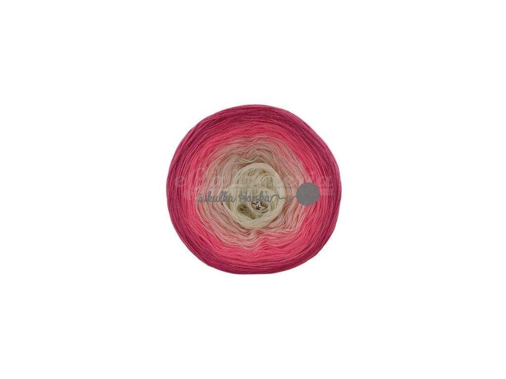 Cherubínka Rose rev.1000m/3N/200g