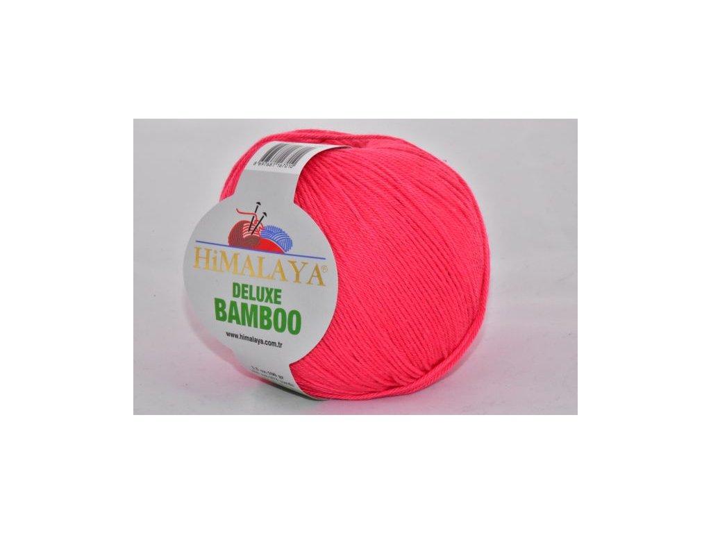 Příze De lux bamboo 09