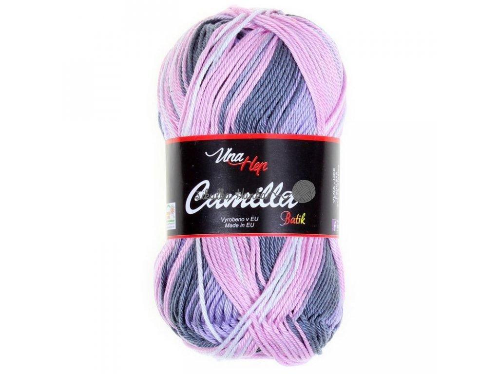 Příze Camilla batik 9620
