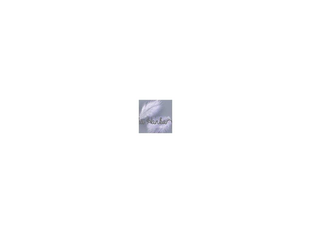 Peříčka bílá