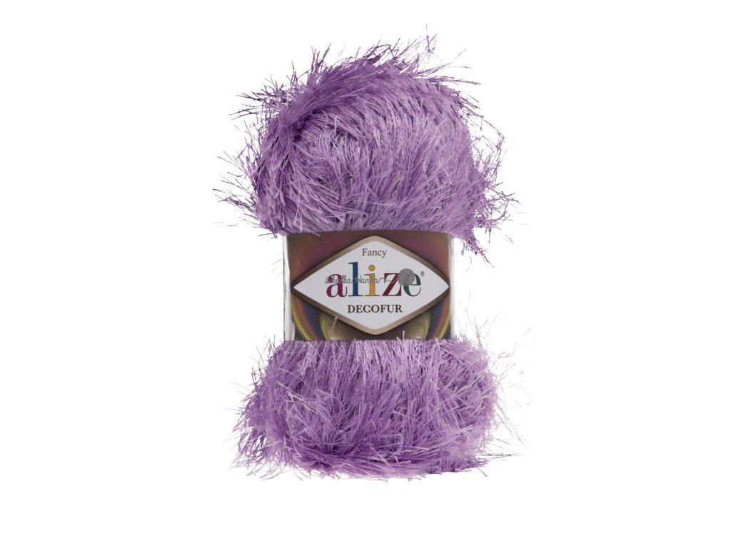 Alize Decofur 47 sv.fialová
