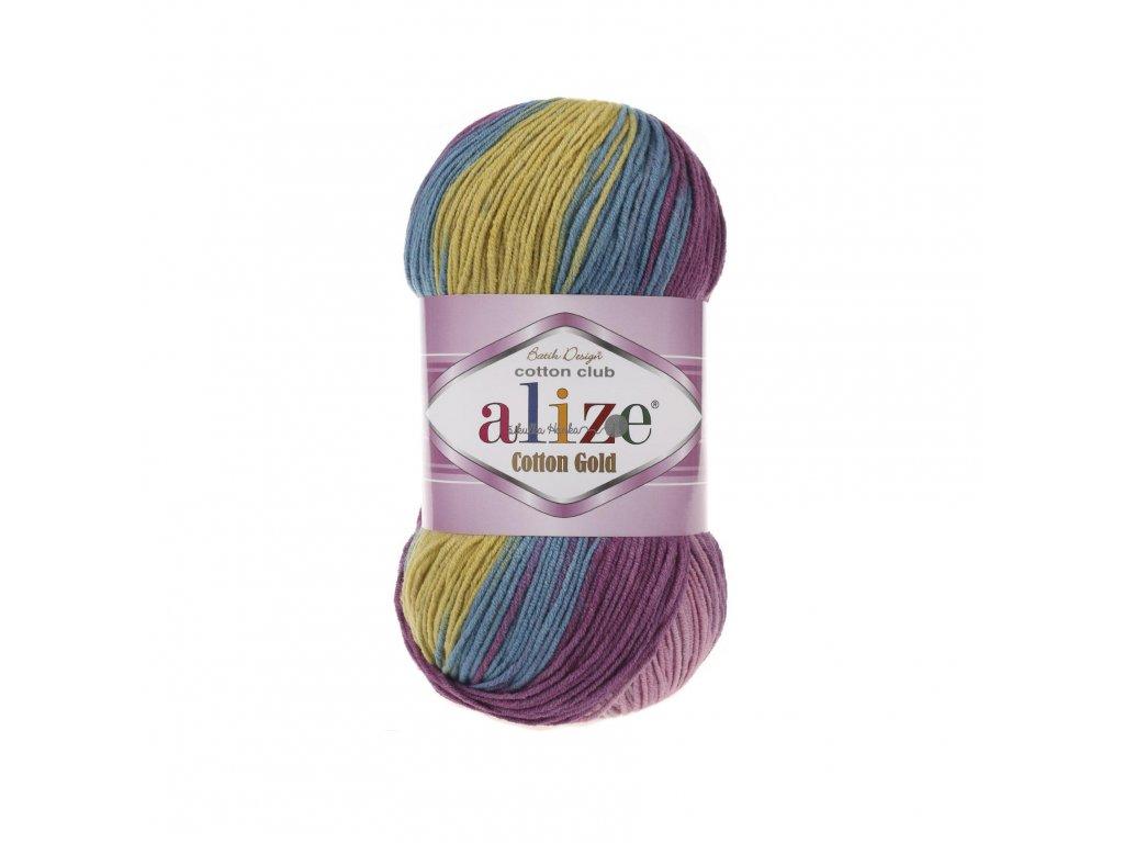 Alize Cotton gold batik 6794