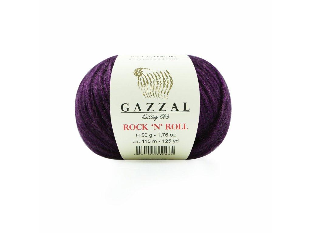 Gazzal Rock´n´roll 13911 fialová