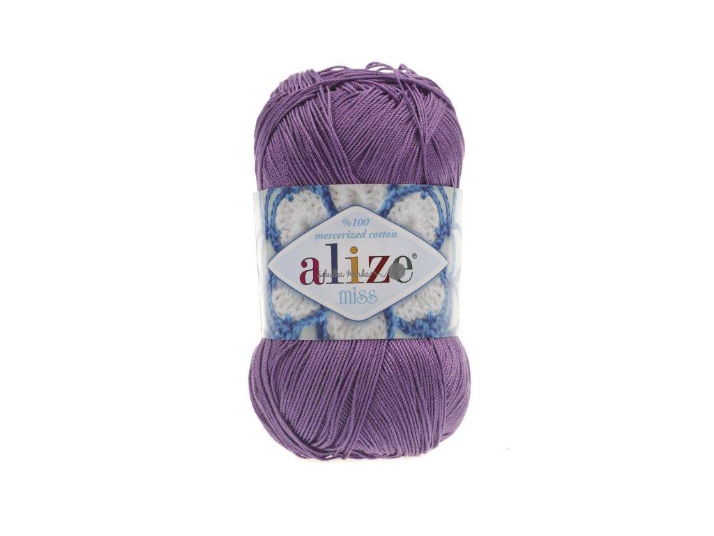 Alize Miss 247 fialová š.580