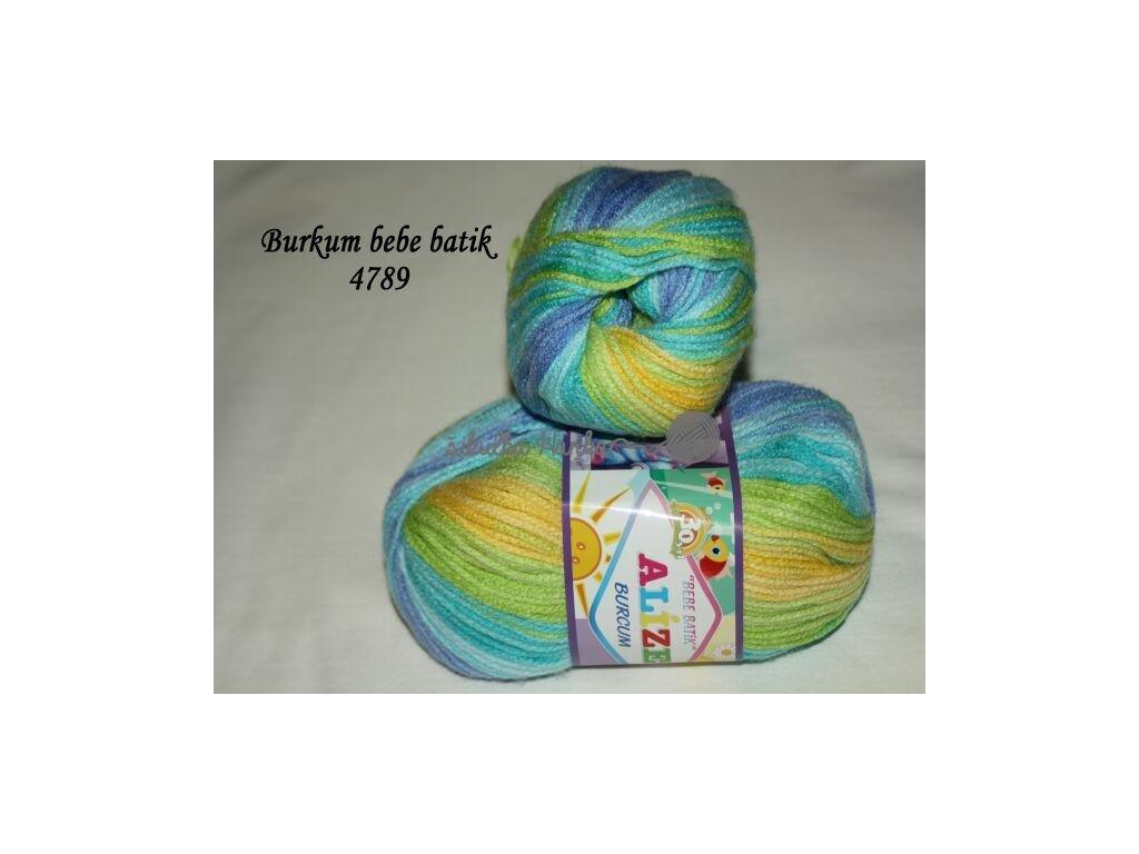 Burkum bebe batik 4789