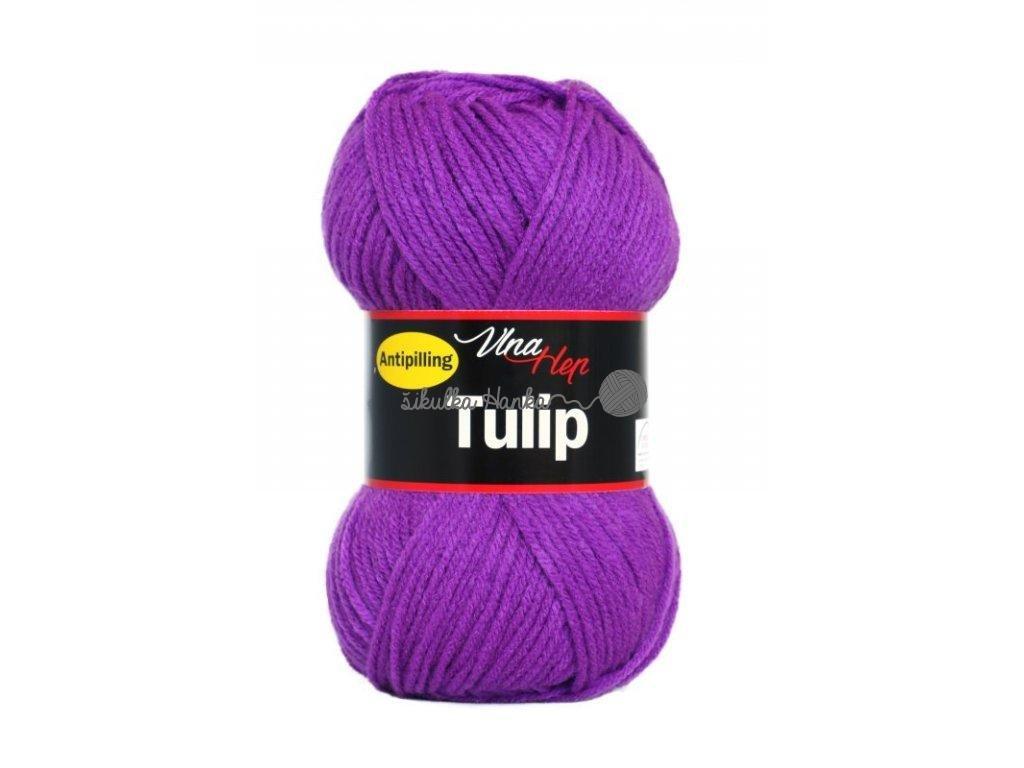 Příze Tulip 4250 šeříková