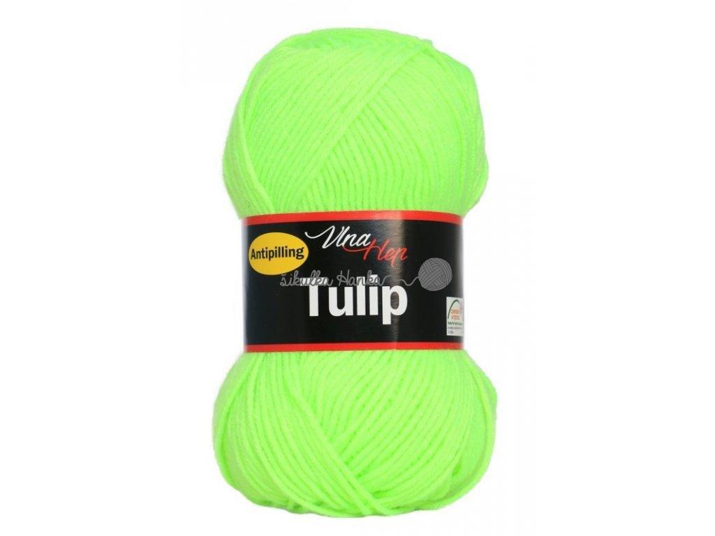 Příze Tulip 4310 neonová