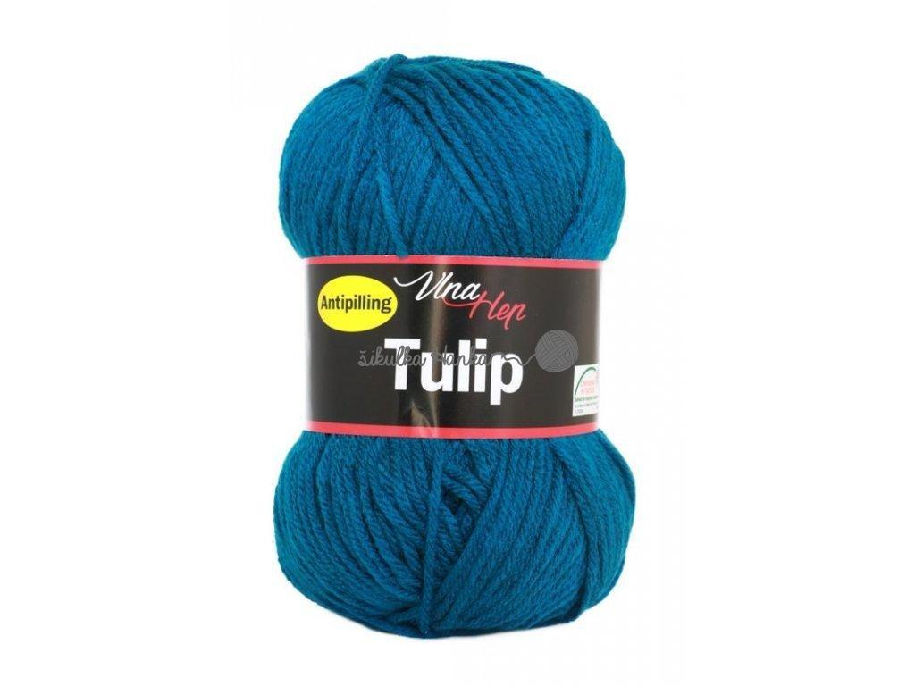 Příze Tulip 4432 tm.petrol