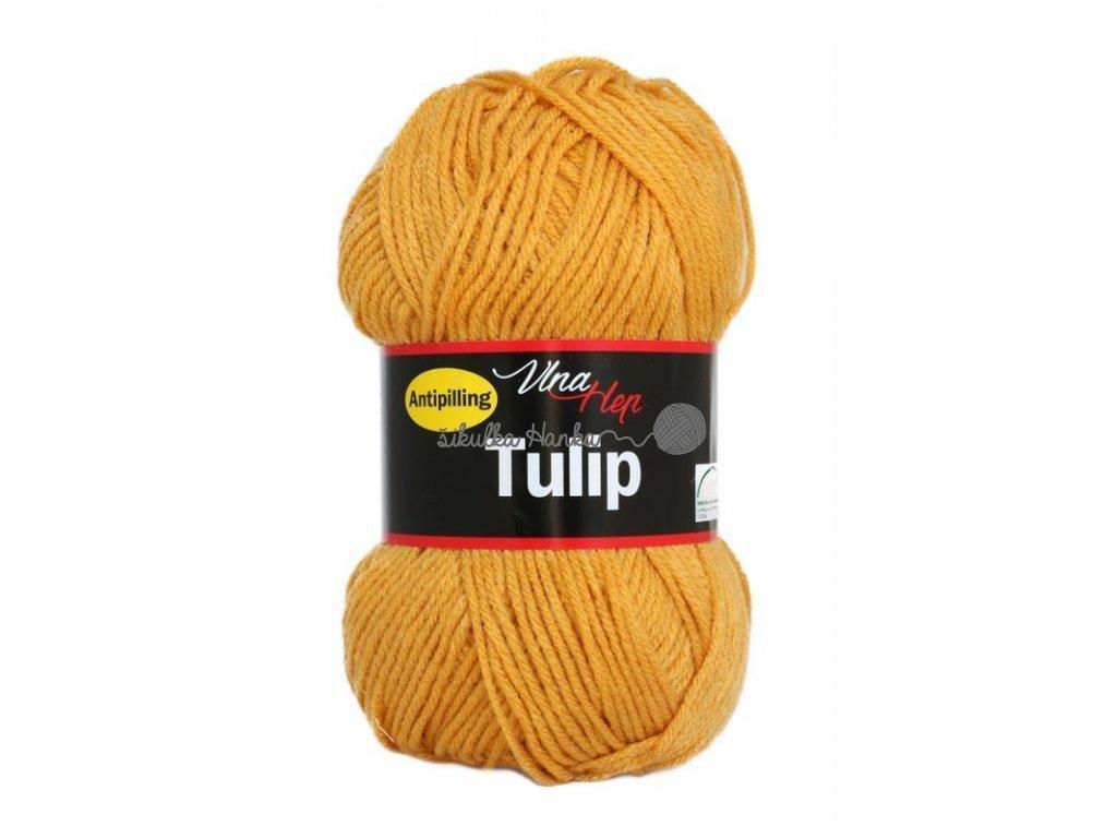 Příze Tulip 4489 hořčicová