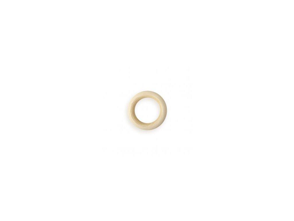 Dřevěný kroužek 48mm