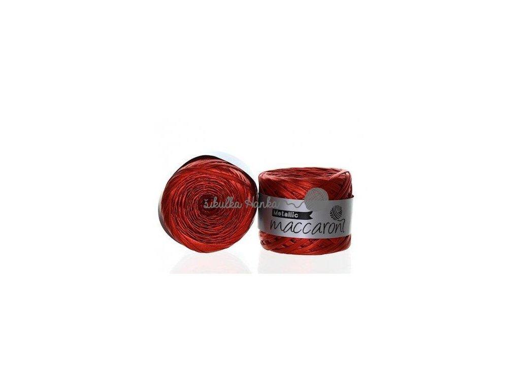 Metallic - 05 červená