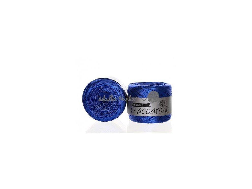 Metallic - 10 modrá