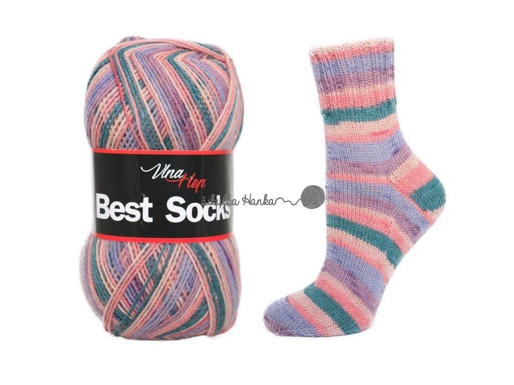Příze Best socks 7016
