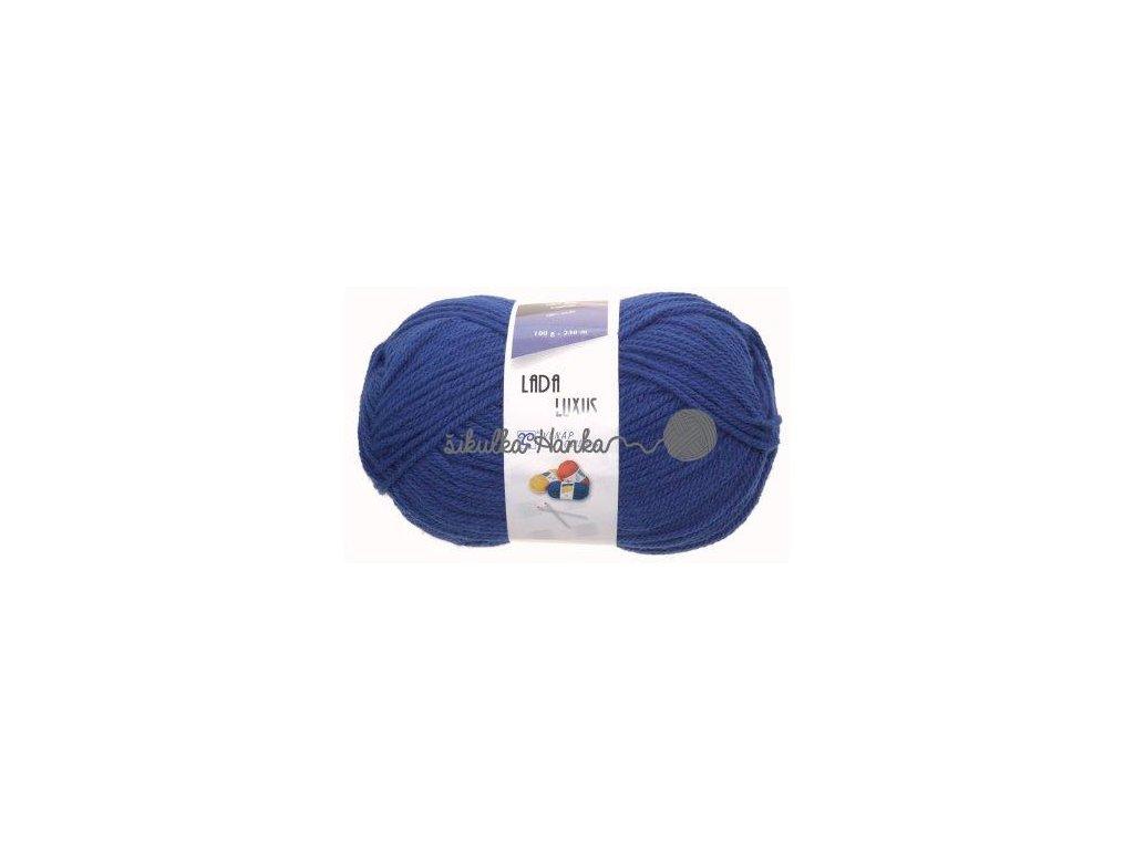 Lada luxus 56801 tm. modrá